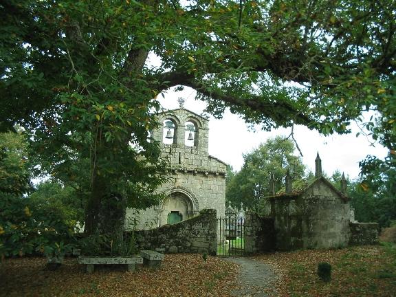 Iglesia románica de San Mamed de Moldes